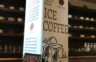 萩原珈琲のリキッドアイスコーヒー