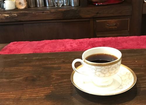 阪神芦屋の喫茶店のブレンドコーヒー