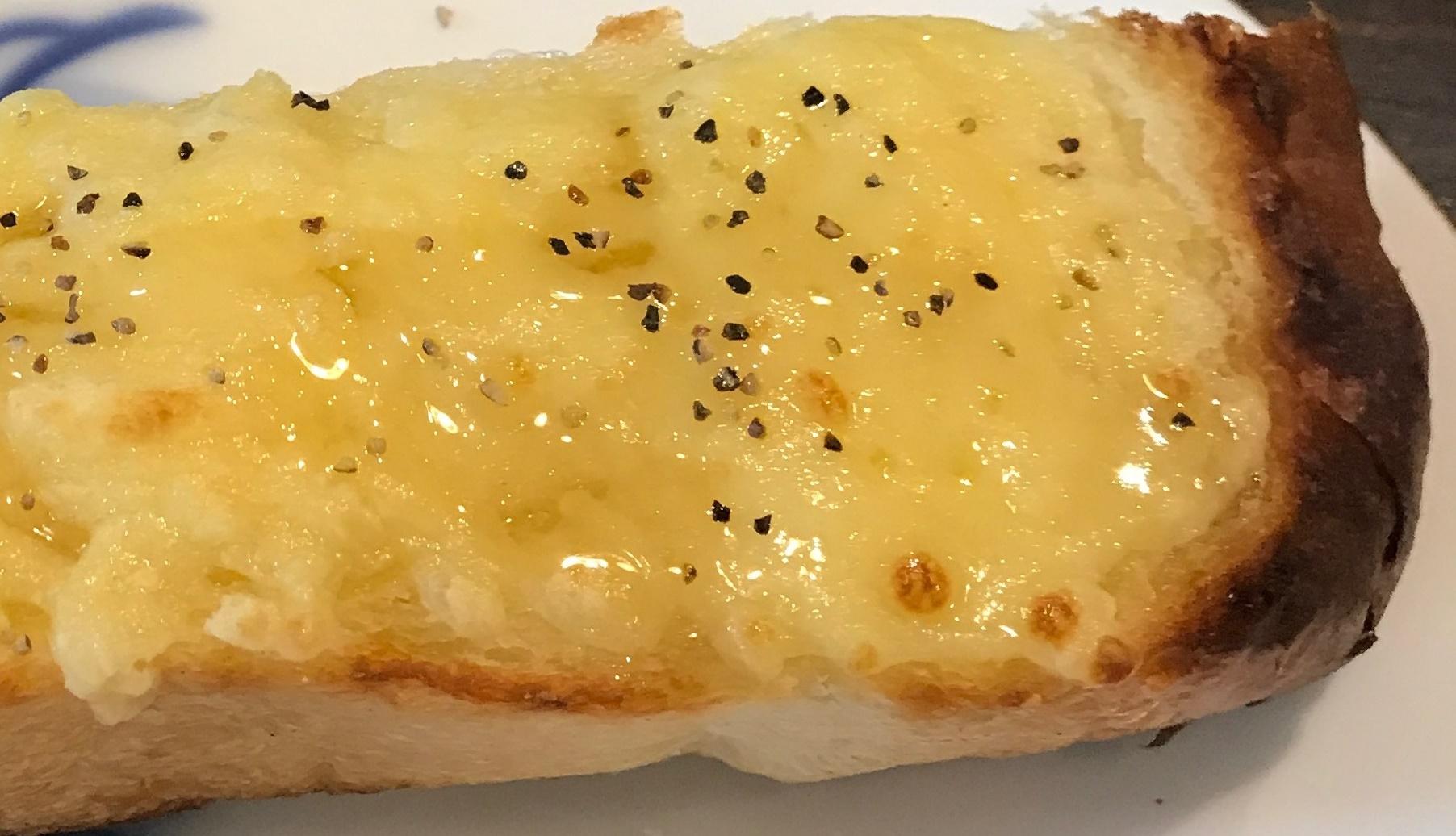 チーズトーストアップ
